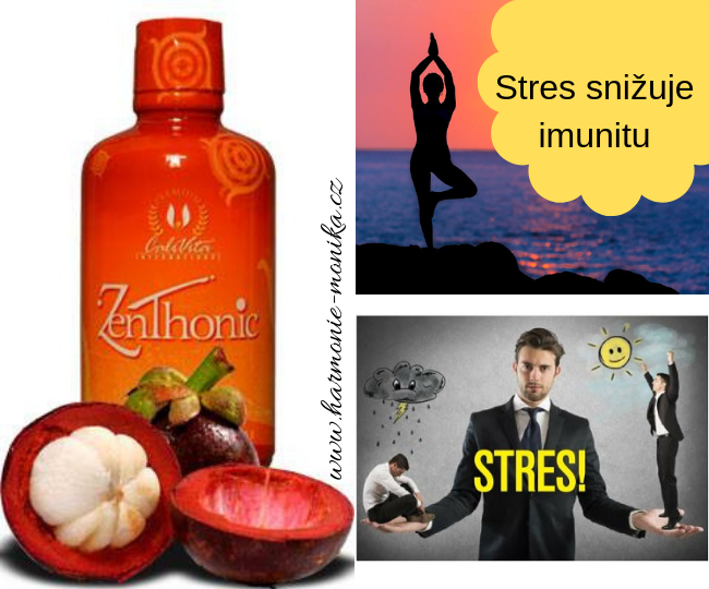 Zenthonic a Stress Management Calivita