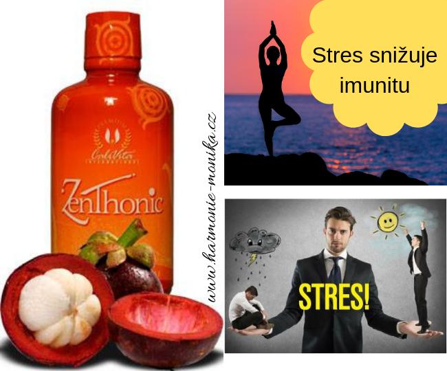 Zenthonic a Stress Management Calivita