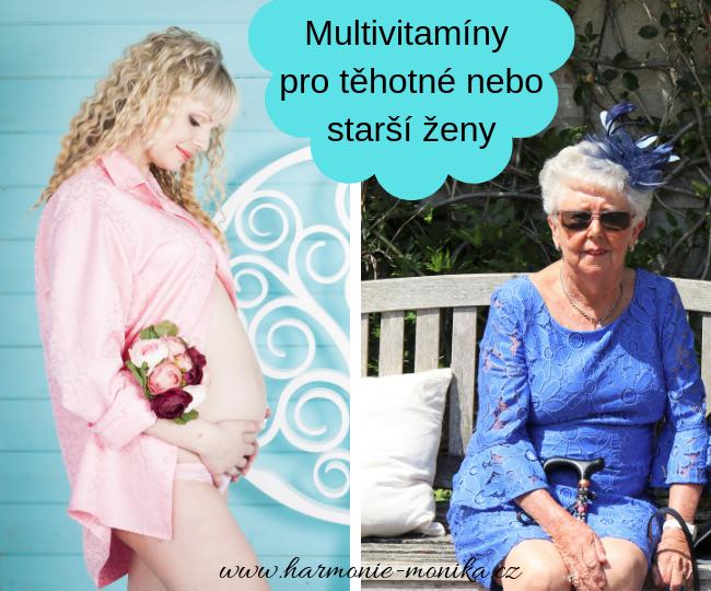 Multivitamíny Senior Formula a New Life