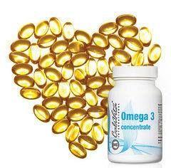 Koncentrát zrybího tuku to je omega 3