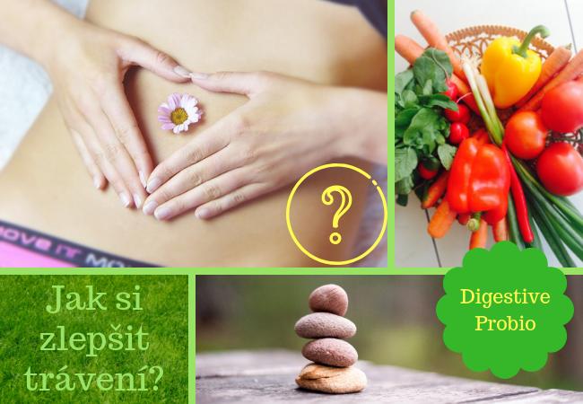 Jak si zlepšit trávení