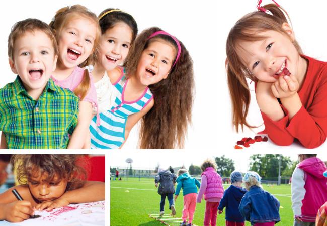 Vitamín a multivitamíny pro děti